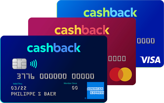 Cashback Cards free credit cards with 13% cashback